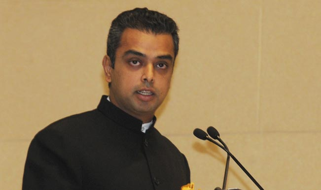 Lok Sabha Elections 2014: Meet your candidate – Milind Deora, Indian National Congress, Mumbai South