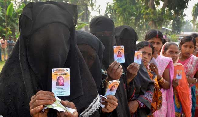 Polling-in-Assam