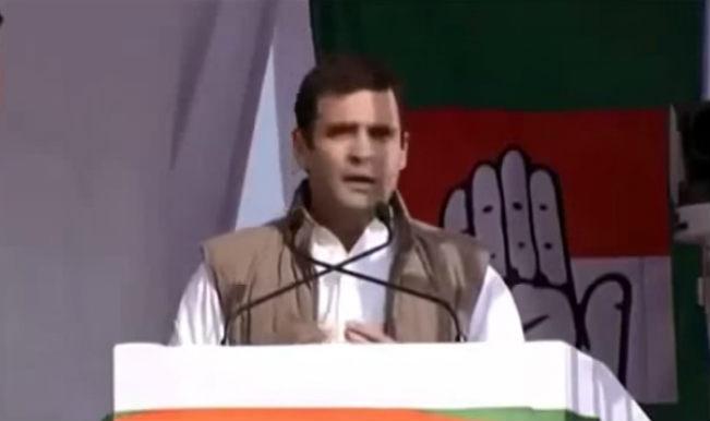 Rahul Gandhi blunder: Gujarat ko doodh kisne diya? Watch video!