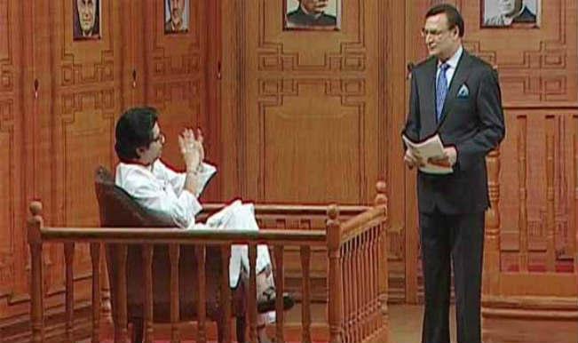Raj Thackeray India TV