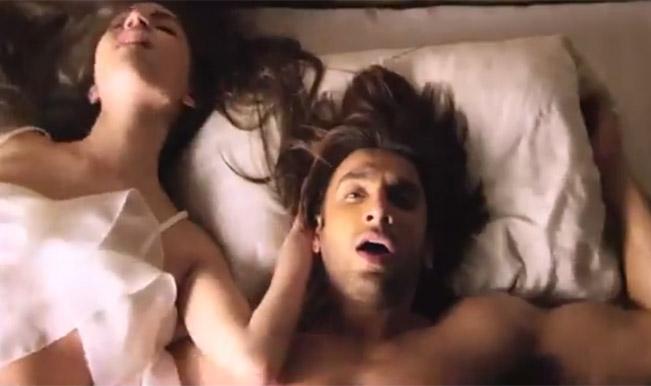 Ranveer's new Durex condom ad: Watch Ranveer Singh enjoying sex!