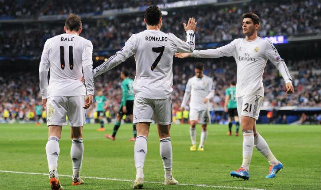 Real Madrid Vs Borussia Dortmund Live Streaming Champions League