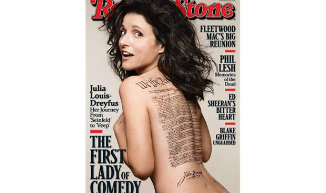 Rolling Stone cover wrong US Constitution