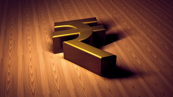 Rupee up 10 paise against dollar in early trade