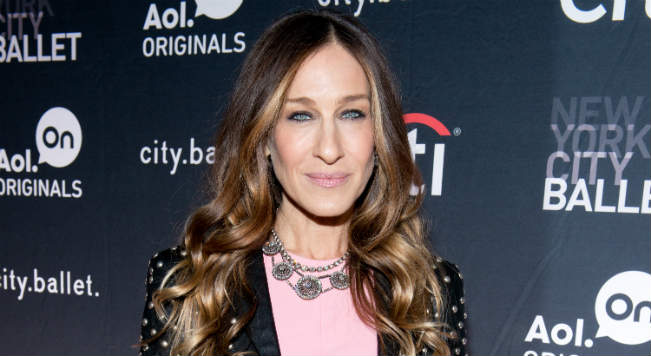 Sarah Jessica Parker tries tequila for first time at 49