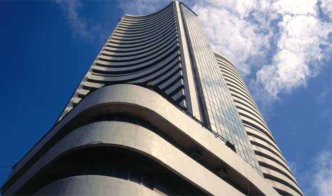 Sensex down 165 points, completes 3-session losing string