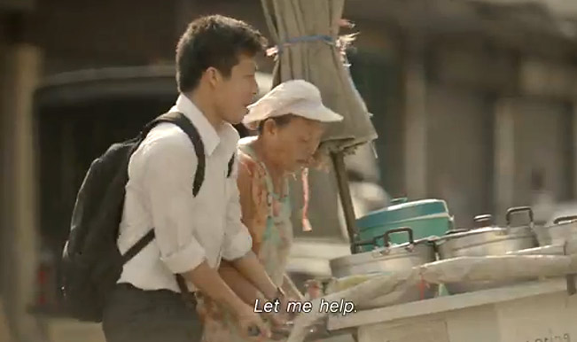 A Beautiful Mess: This Thai commercial will remind you of selfless love transcending boundlessly