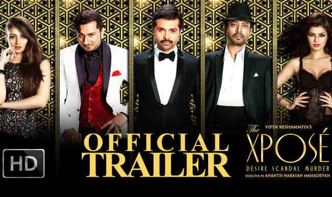 The Xpose trailer