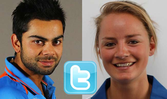 Virat Kohli gets marriage proposal from English cricketer Danielle Wyatt