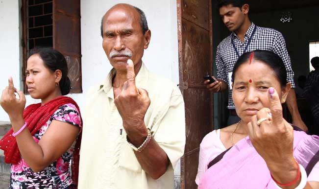 Polling starts in Tripura