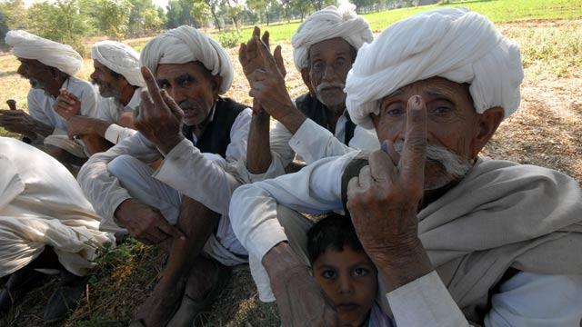 Polling sluggish in Bastar's Maoist dominated areas