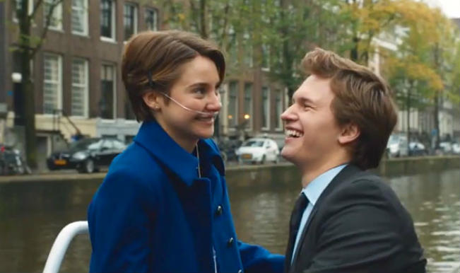 the fault in our stars hazel and gus meet