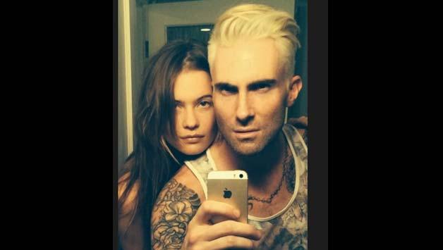 Adam Levine Hairstyle 2014 Blonde Inspired Hair Men S Hairstyles