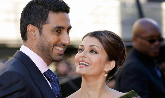 Angry Abhishek Bachchan scraps out rumours of his divorce with Aishwarya Rai Bachchan
