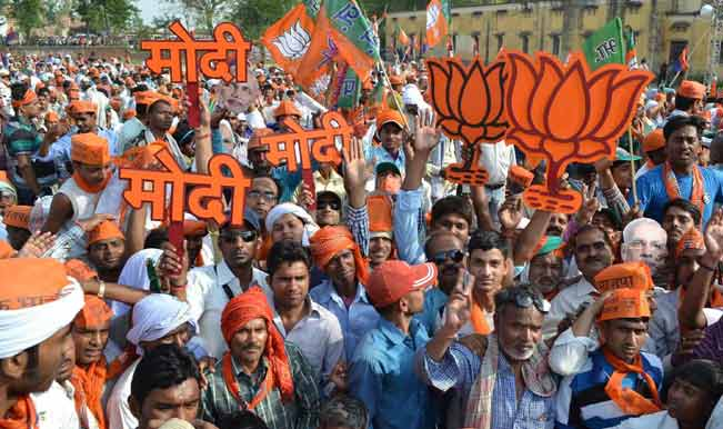 Image result for BJP Win pictures