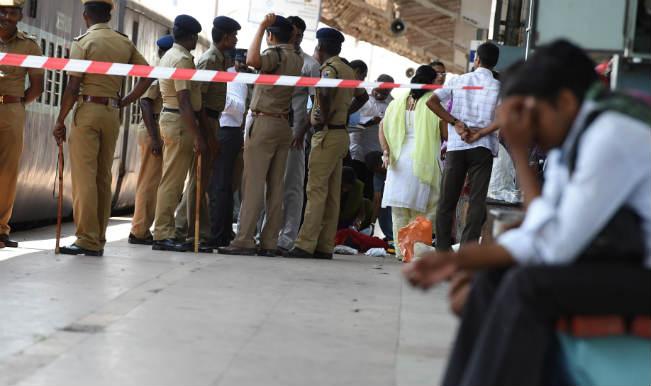 Chennai blast