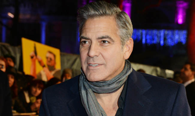 George Clooney buys $750,000 engagement ring for Alamuddin