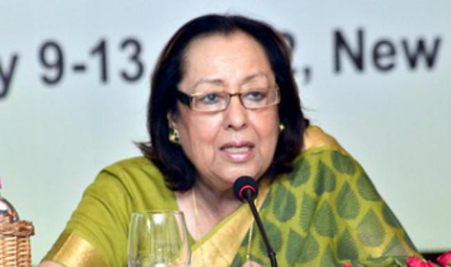 Dr. Najma A. Heptulla