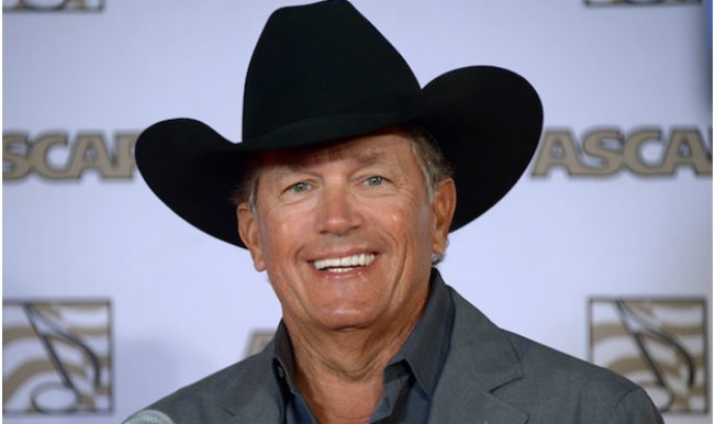 Happy birthday George Strait: Check out the country legend's top five songs here!