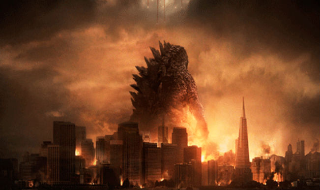 Godzilla (2014) Movie Review: Godzilla is the good guy!
