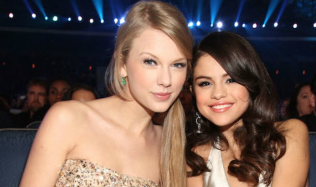 Taylor Swift wants Selena Gomez to pen song on ex?