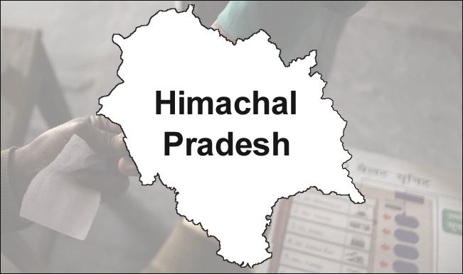 Himachal Pradesh in the single phase Lok Sabha Elections