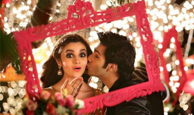 'Humpty Sharma Ki Dulhania' first look out: Varun Dhawan and cutesy Alia Bhatt reunite!
