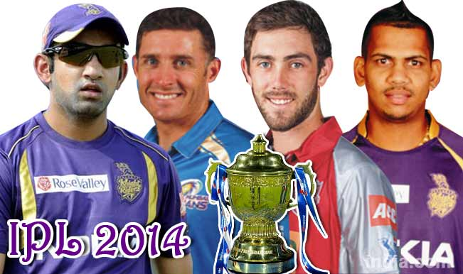 IPL 2014: A look at the performance of teams after the UAE leg