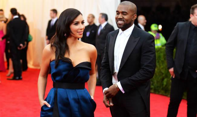 Kim, Kanye say 'I do' in Florence
