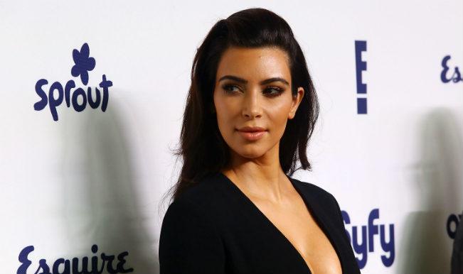 Kim Kardashian enjoys diet wedding cake