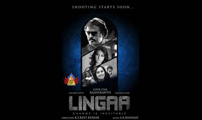 Rajinikanth-Sonakshi Sinha starrer 'Lingaa' launched on Akshaya Trithiya