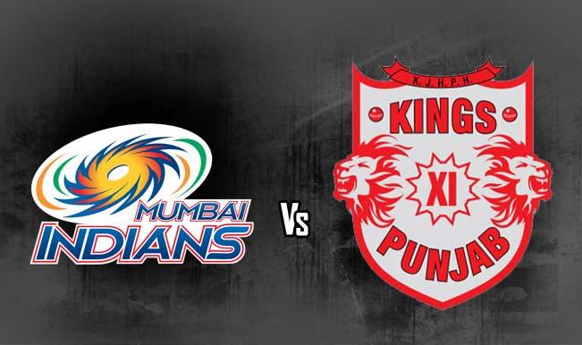 Trivia: Mumbai Indians (MI) vs Kings XI Punjab (KXIP)