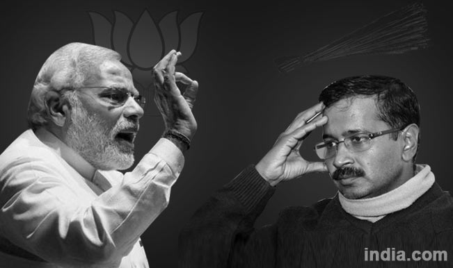 The battle of Delhi seems one-sided