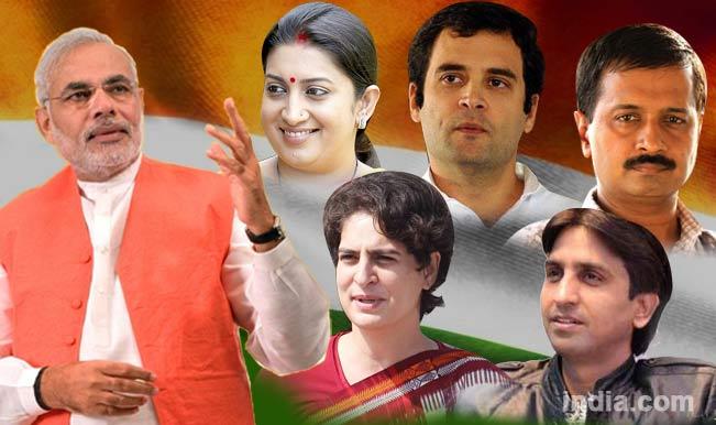 modi-kejriwal-priyanka-rahul