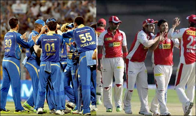 IPL 2014, MI vs KXIP: A glance at their previous IPL duels