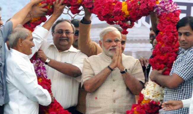 Narendra-Modi-in-Varanasi