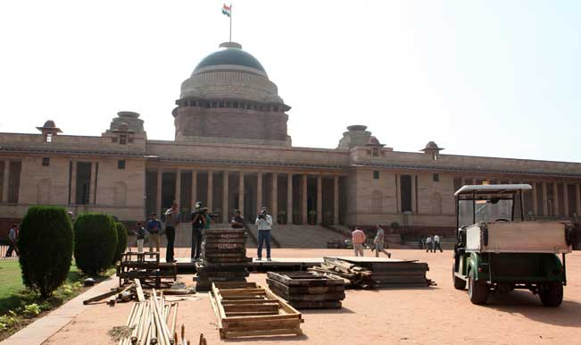 Narendra-Modi-swearing-in-preparations