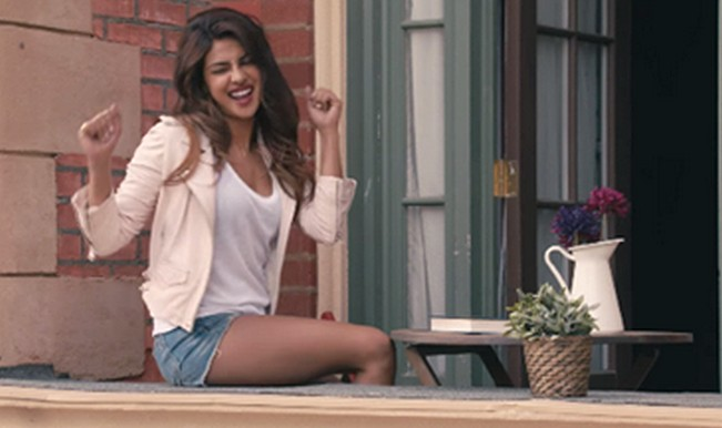 Priyanka Chopra and her song I Can't Make You Love Me in Beats by Dre Pill XL ad - watch video