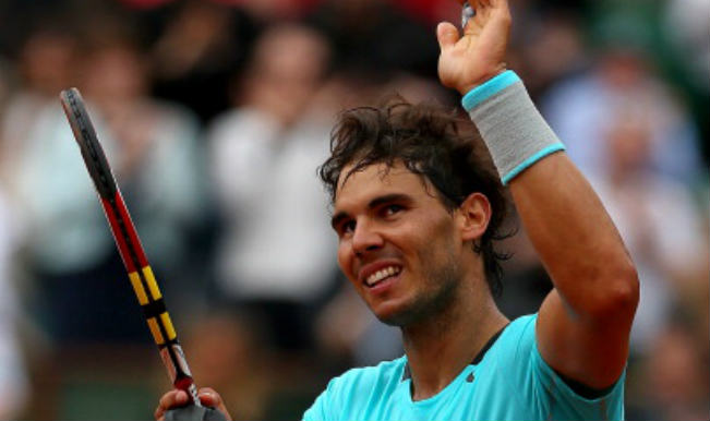 Rafael Nadal_French Open 2014_Second Round