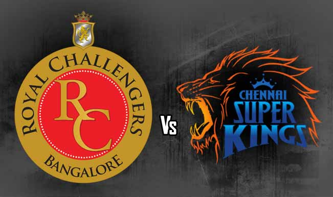 Royal Challengers Bangalore restrict Chennai Super Kings to 138