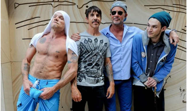 Red Hot Chili Peppers music was used to torture suspected terrorists!