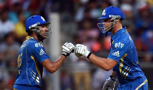 Rohit-Sharma---Corey-Anderson---Mumbai-Indians---Kings-XI-Punjab-1