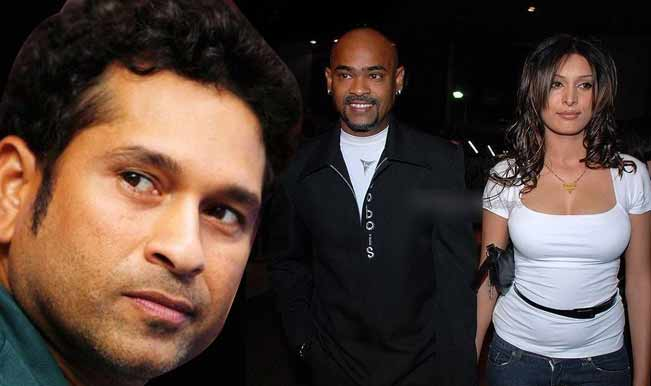 Vinod Kambli gets hitched to 'wife' Andrea Hewitt, best friend Sachin Tendulkar missing!