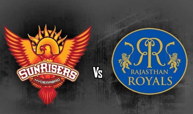 IPL 2014: Rajasthan Royals (RR) vs Sunrisers Hyderabad (SRH)