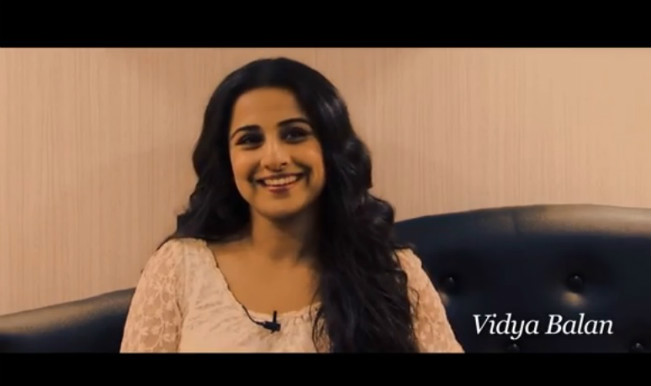 Hawaa Hawaai Exclusive Video: Vidya Balan shares her dreams!