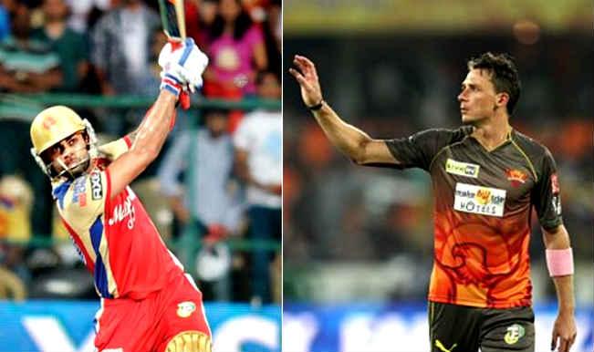 IPL 2014, Royal Challengers Bangalore (RCB) vs Sunrisers Hyderabad (SRH): Virat Kohli vs Dale Steyn