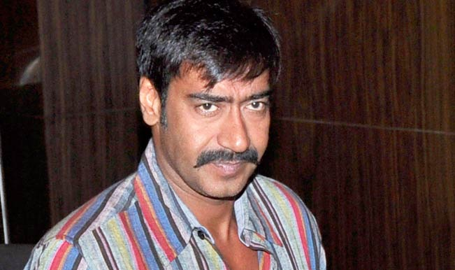 When Ajay Devgn converted vanity van into gym
