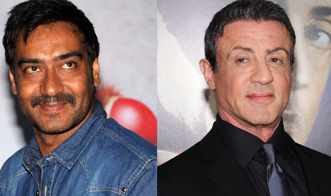 Independence Day box office clash: Ajay Devgn, Sylvester Stallone