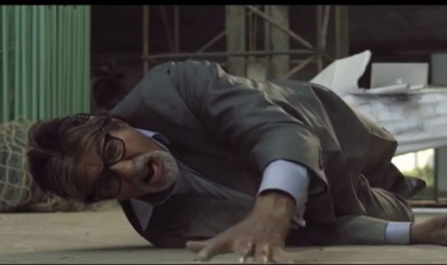 Watch Anurag Kashyap's Yudh trailer: Amitabh Bachchan back on the small screen in all-new avatar!