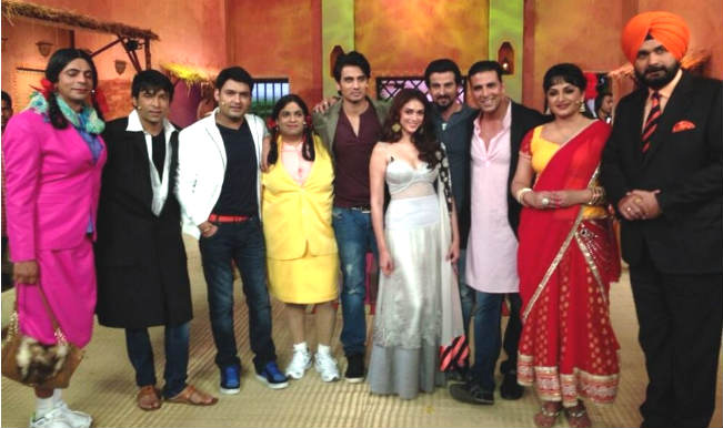 Happy Birthday Comedy Nights with Kapil